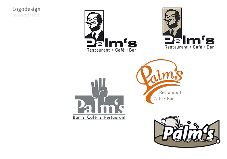 Portfolio Logodesign Palm's